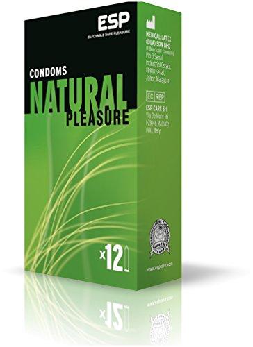 ESP Natural 12 natürliche Kondome für Veganer