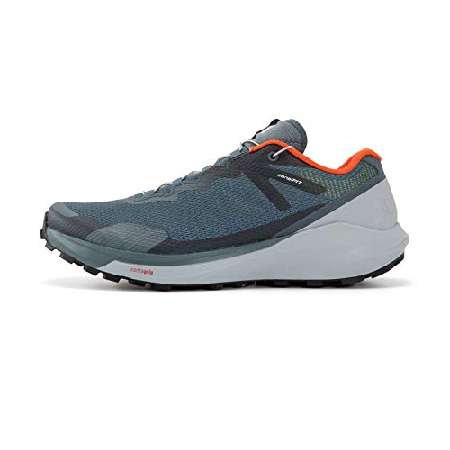 Salomon Sense Ride 3, Zapatillas de Running Hombre, Azul (Stormy Weather/Pearl Blue/Lapis BLU), 40 EU