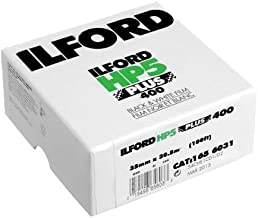 Ilford HP5 Plus Black and White Negative Film (35mm Roll Film, 100` Roll)