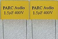 フィルムコンデンサー(1.5uF) 2個セット DCP-FC001-150-2