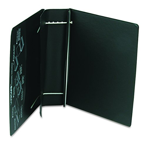 Charles Leonard Expandable Varicap Binder, Expandable to 1500 Sheets, 8.5 X 11 Inches, Black (61601)