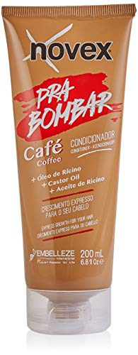 NOVEX Condicionador Novex Pra Bombar Café, 200 ml