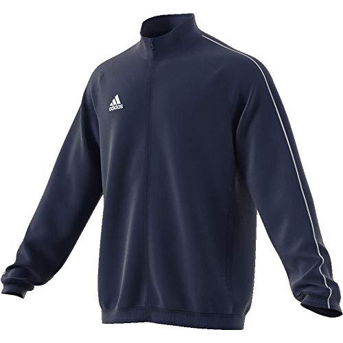 adidas CORE18 PRE JKT Chaqueta de Deporte, Hombre, Azul (Azul/Blanco), L