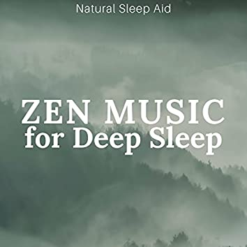 Zen Music for Deep Sleep: Natural Sleep Aid, Ambient Lullabies, Calming Sounds of Nature, Relaxing Bedtime Music, Sleep Cycle