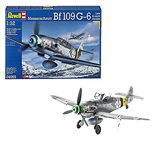 Revell - Messerschmitt Bf109 G-6 Late & Early Version (Escala 1:32)