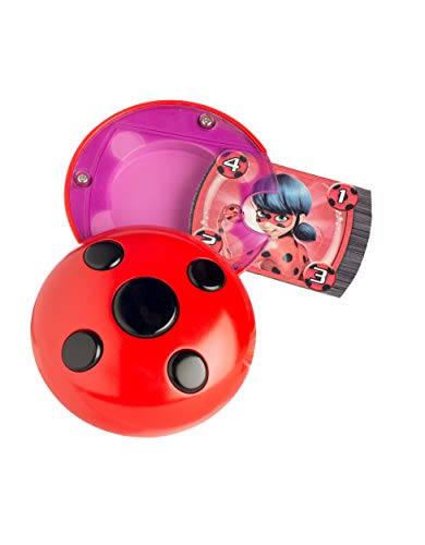 Bandai– Miraculous Ladybug– Zaubertelefon– spricht Deutsch– Verkleiden– Rollenspiel– 39797