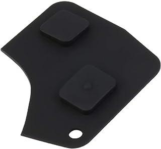 2 Botones del Mando a Distancia Remoto Kit de reparación Interruptor Interruptor de Goma Almohadilla para