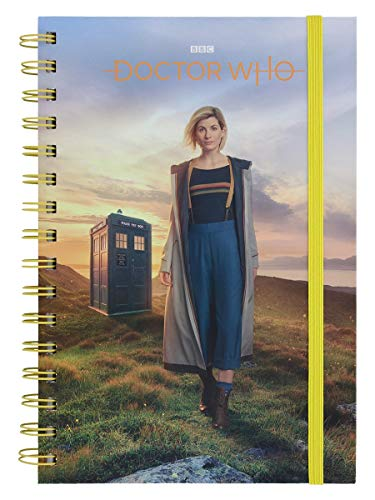 Pyramid Doctor Who - Spiral Notebook Wiro 13th Doctor