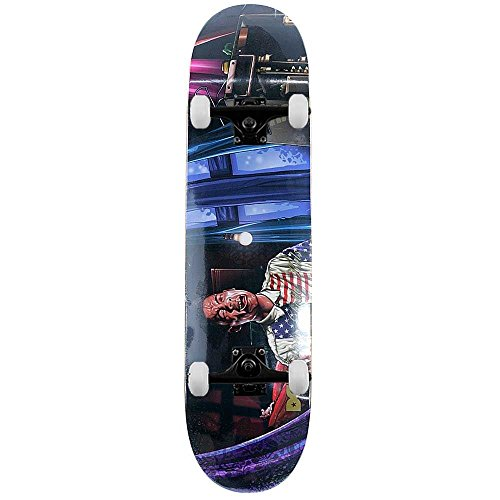 Dgk Skateboards Ghetto Classics Pookie skateboard completo multi 20,5 cm