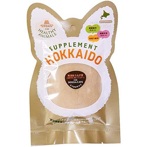 犬用 たもぎ茸 頼母木茸 サプリメント 5袋セット ふりかけサプリ 25g×5袋