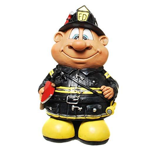 Topshop24you wunderschöne große Spardose,Sparschwein,Sparbüchse Feuerwehrmann XXXL Größe ca. 21 cm