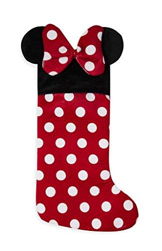 Minnie Mouse calza natalizia ufficiale Disney