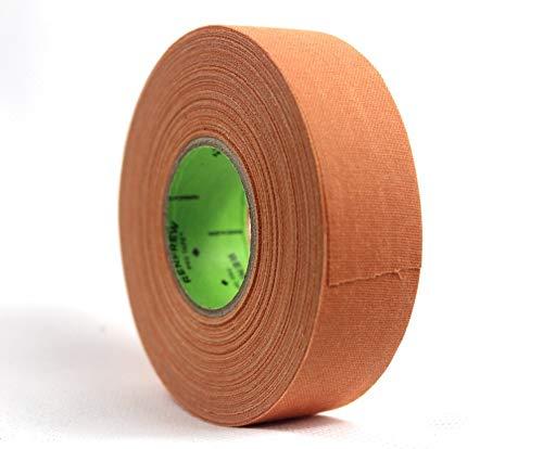 Renfrew Schlägertape Pro Balde Cloth farbig Hockey Tape, je 24mmx25m (orange)