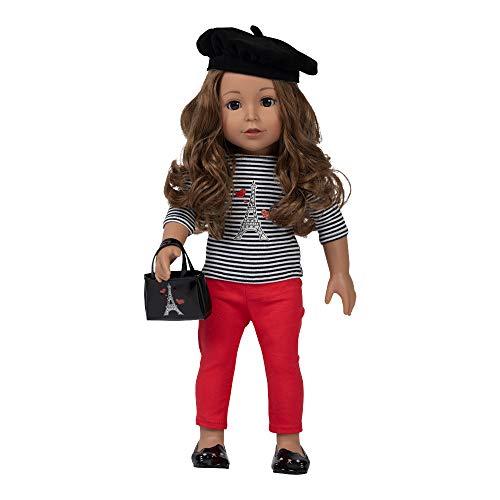 Adora Amazing Girls 18 Doll (Amazon Exclusive), Jacqueline