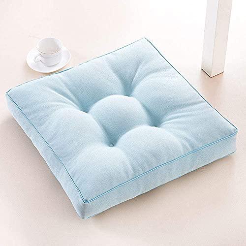 WHZG Cojin Silla Cojines de Silla, cojín de Asiento de Confort, Almohadilla de cojín de sillón Suave, para Mejor Comodidad de Asientos, Almohadillas de Cojines para sillas hogar, aut