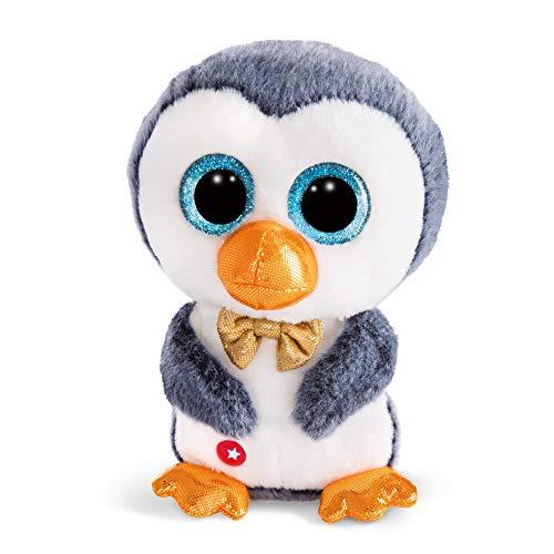 Nici 46302 Glubschis Xmas Pinguin Sniffy, ca.15cm