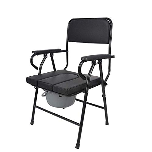 N/Z Daily Equipment Commode Chair Elderly Person/Pregnant Woman/Handicapped Person Potty Commode Chair