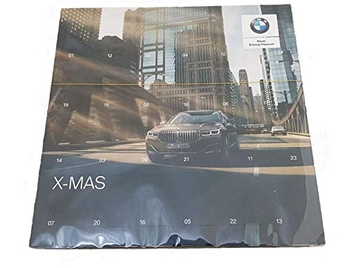 BMW Original Adventskalender mit Schokolade 2019 - Adventskalender