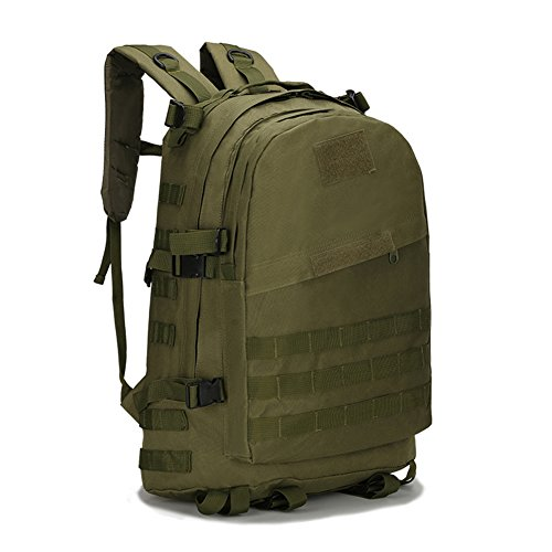 Sac a Dos Tactique, Camouflage Militaire Armee Sac e Dos Style US Assault Pack 20L Molle(Type 3),40L