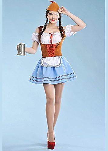 ahorra hasta un 50% Las señoras Traje Traje Traje bávaro del Oktoberfest Medium (UK 10-12)  tomamos a los clientes como nuestro dios