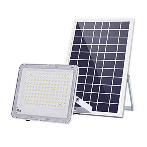 Solar Flood Lights Outdoor Remote Control Led Floodlights Sensor Solar Panels Waterproof For Barn,Garden,Shed,Flag Pole (Color : 150W)