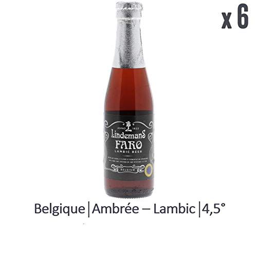 LINDEMANS Faro 6 x 25 cl.