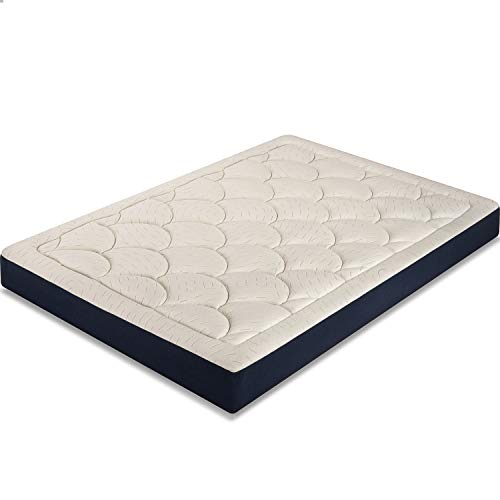 Best Price Mattress 8 Inch Marshmallow Full Mattress, Bed in a Box, Pillow-Top, Plush, Cushion-TopCertiPUR-US Certified Non Toxic Foams, Oeko-TEX Certified Eco Cover, 10-Year Warranty…