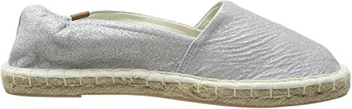 Tamaris Damen 1-1-24610-22 919 Slipper, Silber (Silver Glam 919), 40 EU
