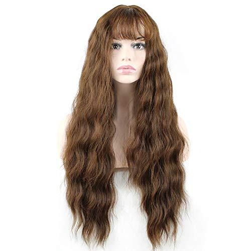 Perruques pour jeune fille - Cheveux longs bouclés - Style Lolita
