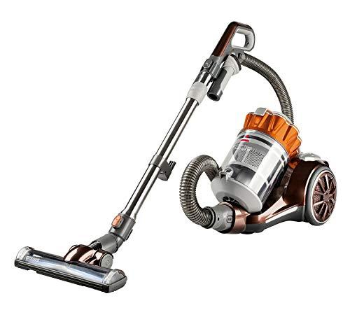 Bissell Hard Floor Expert Multi-Cyclonic Bagless Canister Vacuum, 1547 - Corded (Renewed)