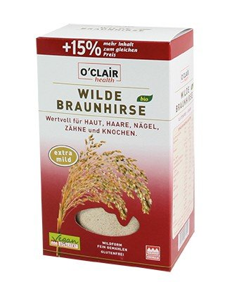 Neuform International Wilde Braunhirse +15%, 1150 g