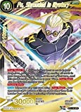 Dragon Ball Super TCG - Fu, Shrouded in Mystery (SPR) - BT3-118 - SPR - Series 3 Booster: Cross Worlds