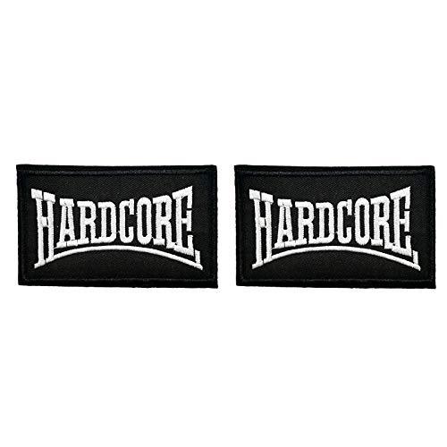 Cute-Patch Hardcore Punk Rock Ba...