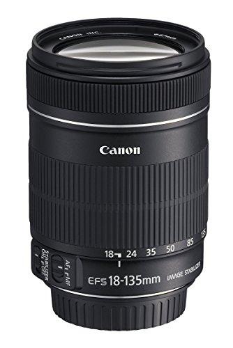 Canon EF-S 18-135 mm f/3.5-5.6 IS Lens (Generalüberholt)