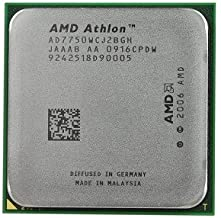 AMD Athlon X2 7750 2.7GHz 2x512KB Socket AM2+ Dual-Core CPU