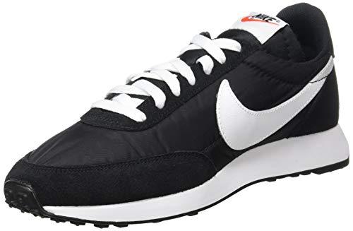 Nike Herren Air Tailwind 79 Laufschuh, Black/White-Team orange, 45 EU