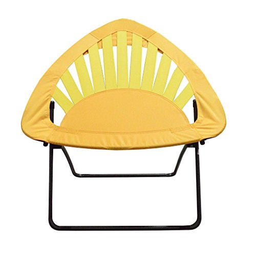 Impact Canopy 0460040011VC Folding Bungee Chair, Yellow