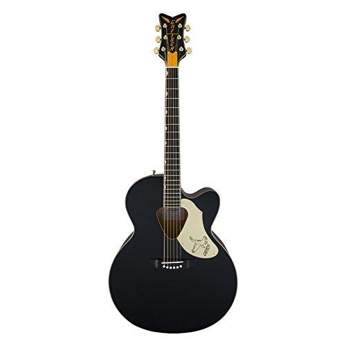 Gretsch Guitars G5022C Rancher Falcon Cutaway Acoustic-Electric Guitar Black