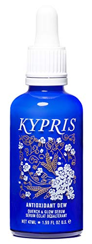 KYPRIS Natürliche/Vegan Antioxidans Dew Gesichts-Serum