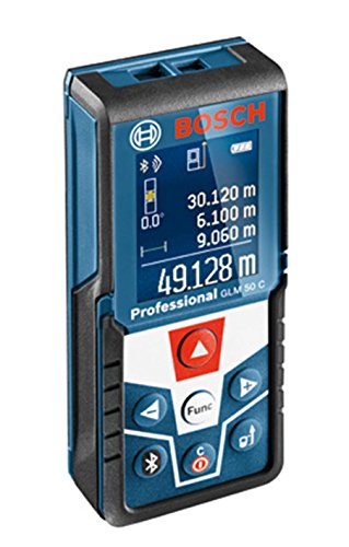 Bosch Professional(ボッシュ) データ転送レーザー距離計 GLM50C 【正規品】