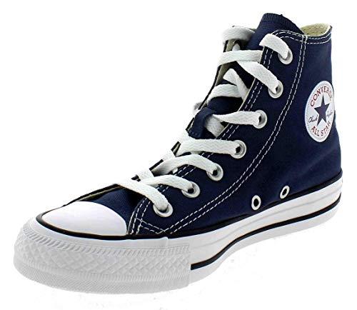 Converse Chuck Taylor All Star, Unisex-Erwachsene Hohe Sneakers, Blau (Navy Blue), 41.5 EU
