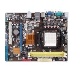 ASUS Socket AM2+ mATX HT2000AMD 740G