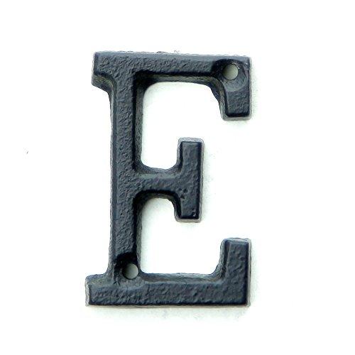 アイアン雑貨 アイアン アルファベット デザイン:E サイズ:小 Z3K