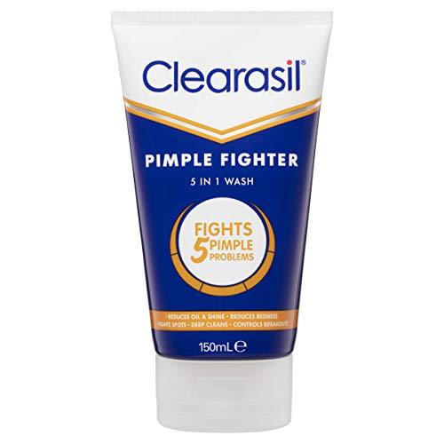 Clearasil 5-in-1 Ultra Wash, 150 ml