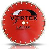 10' - 20' Vortex Diamond Blade Dry or Wet Cutting, General Purpose,...