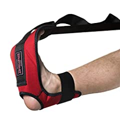 PAIN RELIEF: Assists in the treatment of plantar fasciitis, heel spurs, calf, thigh, hip and low back strains and injuries STRETCHING AID: Ideal for stretching the foot, heel, Achilles tendon, hamstring, quadriceps, inner/outer thigh and calf UNIQUE ...