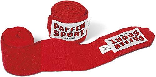 Paffen Sport Kids Boxbandagen – rot – 5 cm x 1,5 m