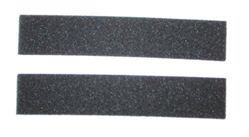 Filter für Miele Schwammfilter 9688381 Wärmepumpentrockner Filter Trockner Kondenstrokner Filterschaum Schaumstoff Sockelfilter