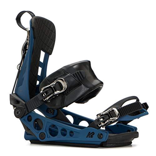 K2 Cinch TS Blue Snowboardbindung, blau, L