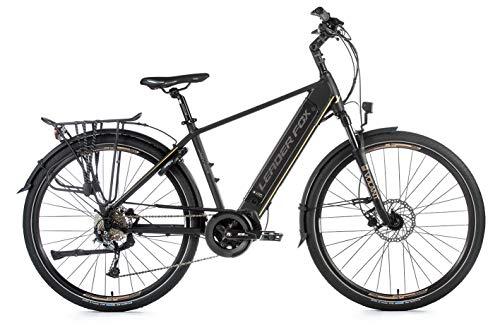 LEADERFOX Pedelec Denver Gent - Bicicleta eléctrica para hombre (28 pulgadas, 36 V, 17,5 Ah, 52 cm)